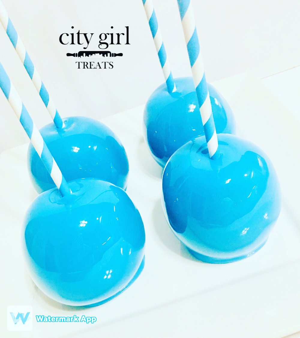 Nashville Custom Cookies Nashville TN Based Bakery, City Girl Treats Nashville DessertsCandy Apples