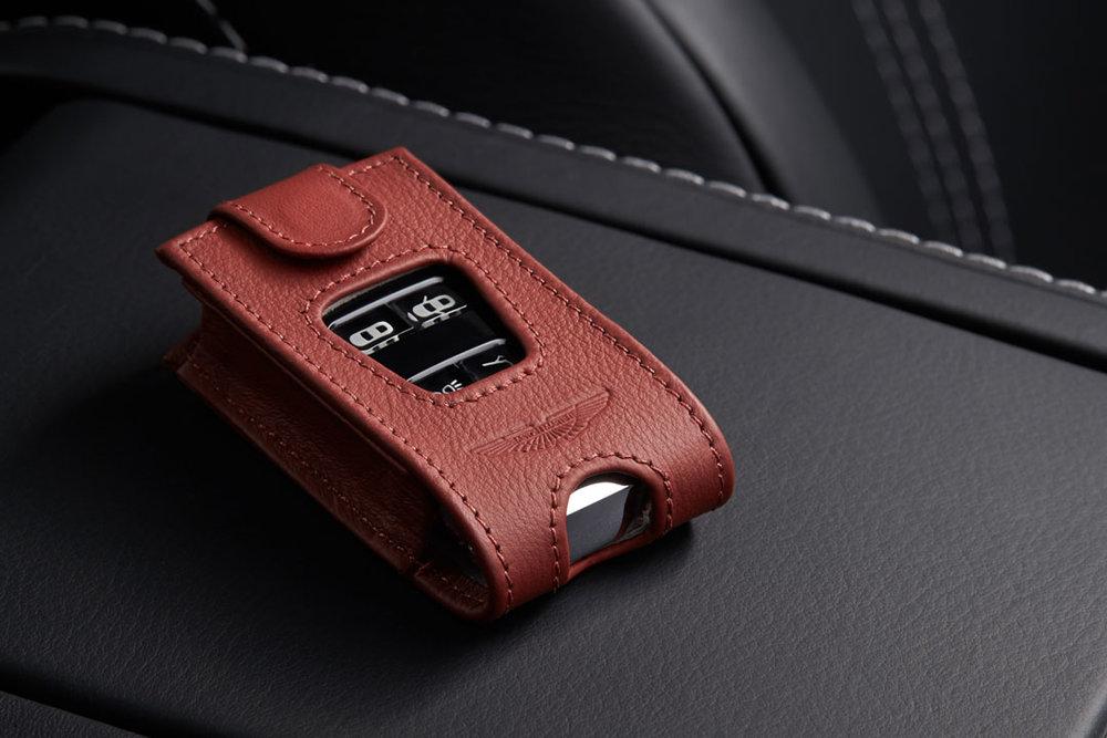 Aston Martin Key Fob