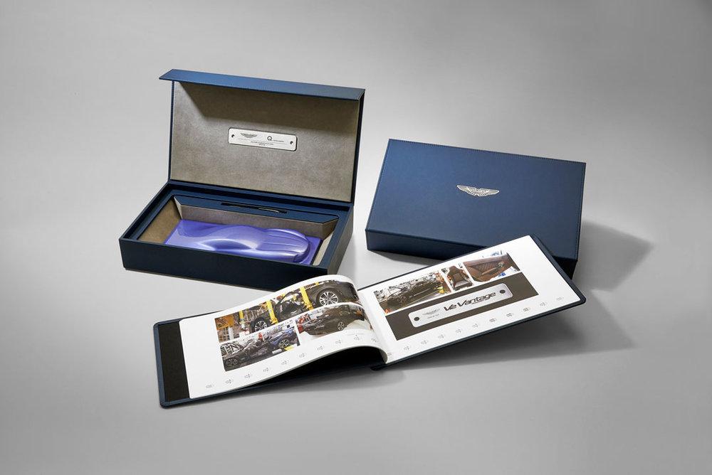 Aston Martin Handbook