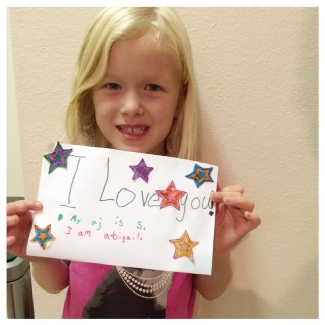 Abby Paris card