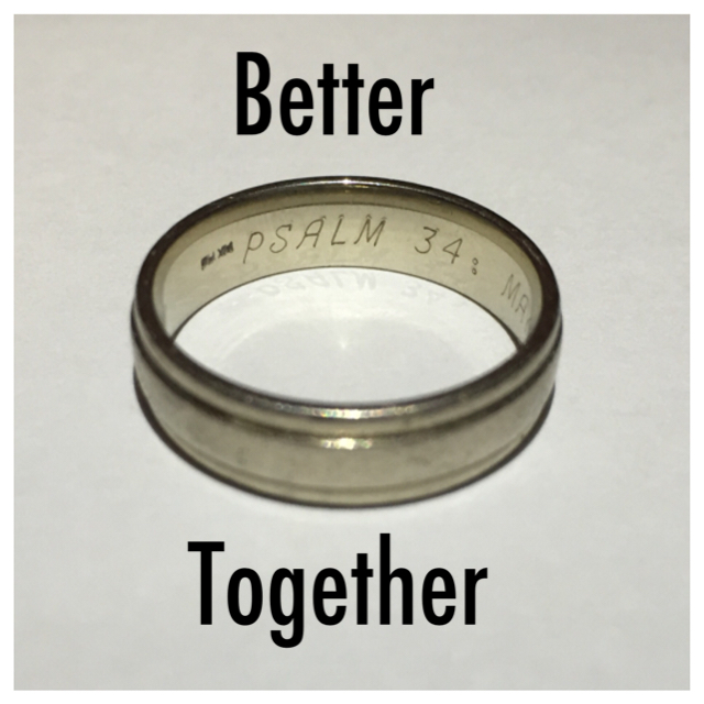 Ring Better Together
