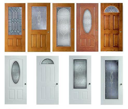 Beau Entry Door Options