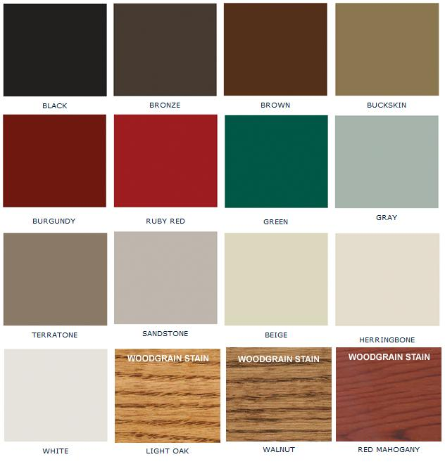 Entry Door Colors