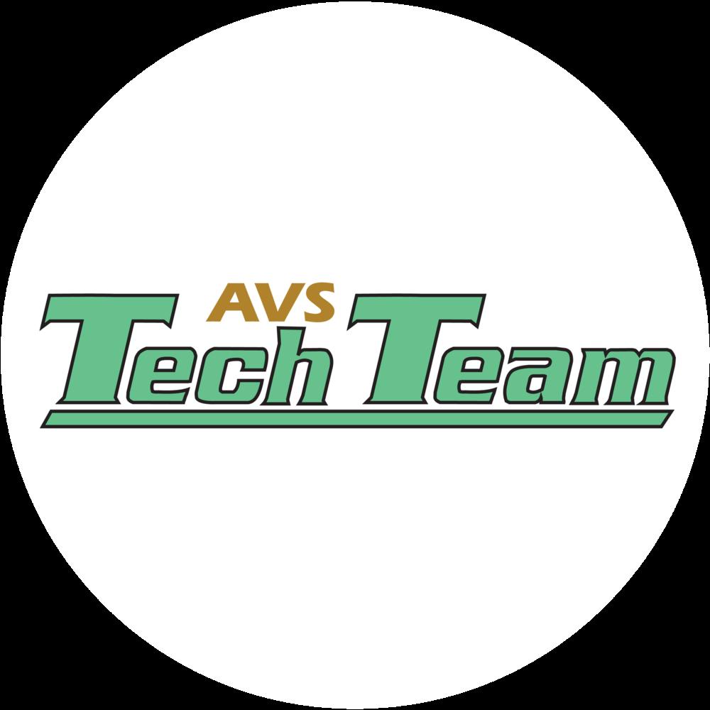 AVS Tech Team Circle Logo