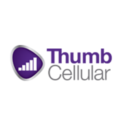 Thumb Cellular Circle Logo
