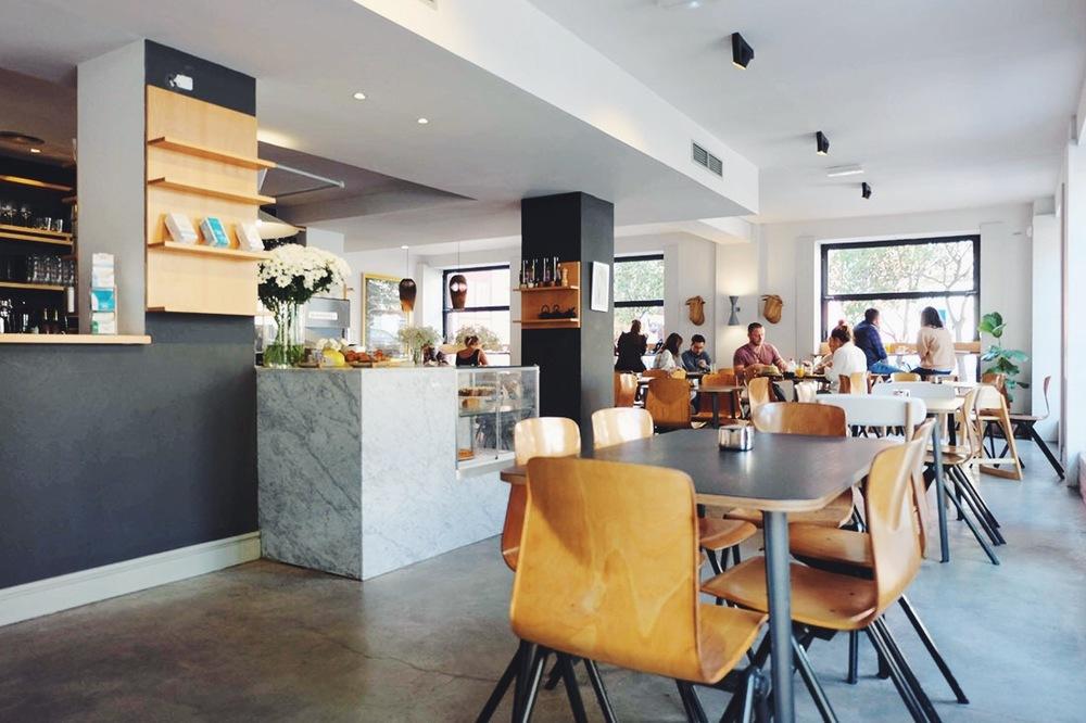 Federal Café / lacrememagazine.com