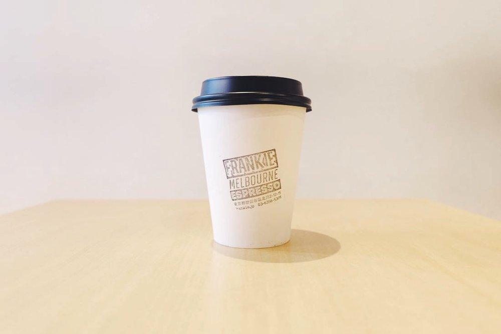 Frankie Melbourne Espresso / www.lacrememagazine.com