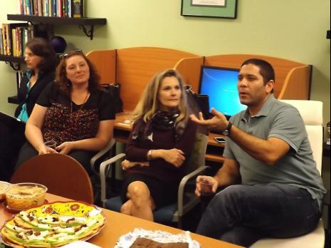 Dr. Orlando Ayala, an Engineering Professor shares his e-Portfolio experiences.