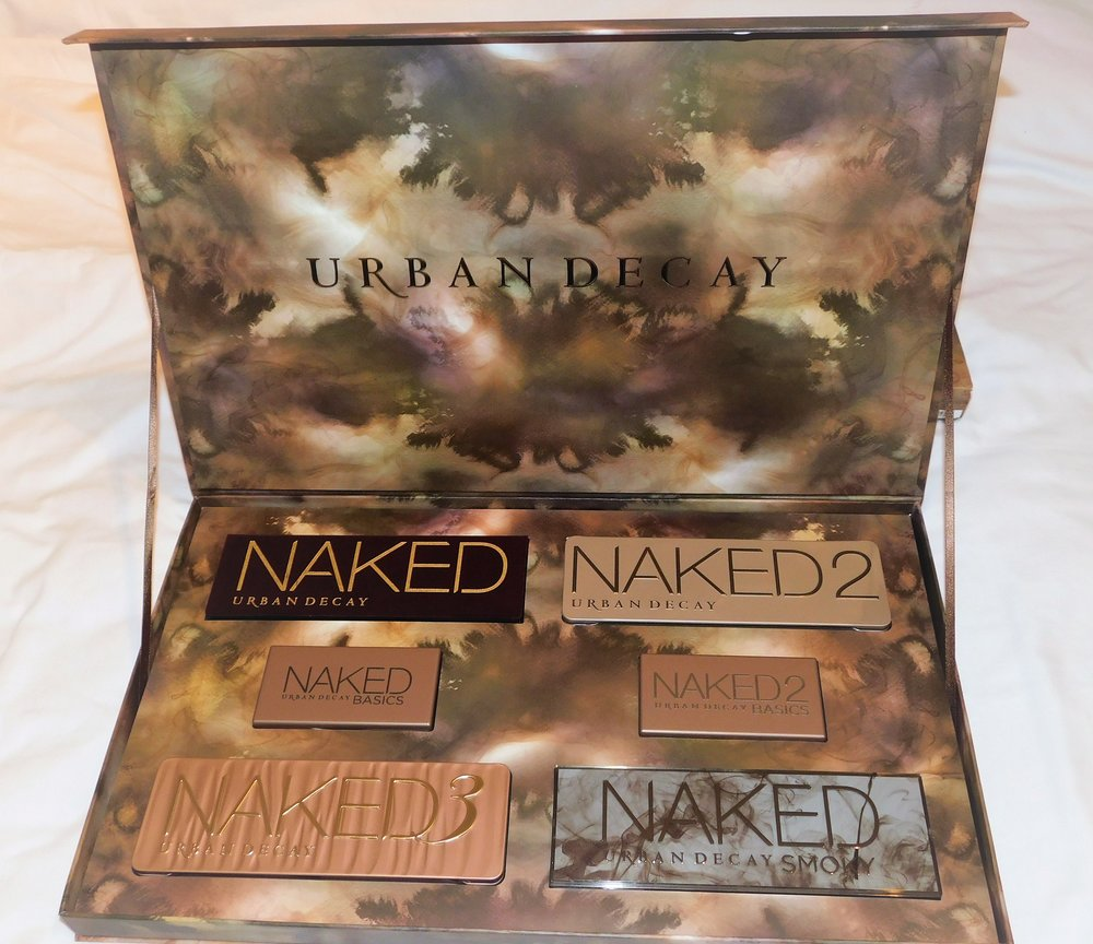 Urban Decay, Naked, The Vault