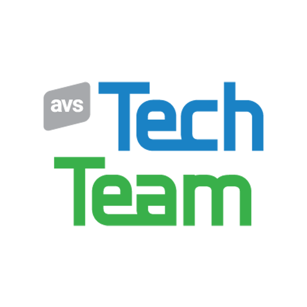 AVS Tech Team Circle Logo