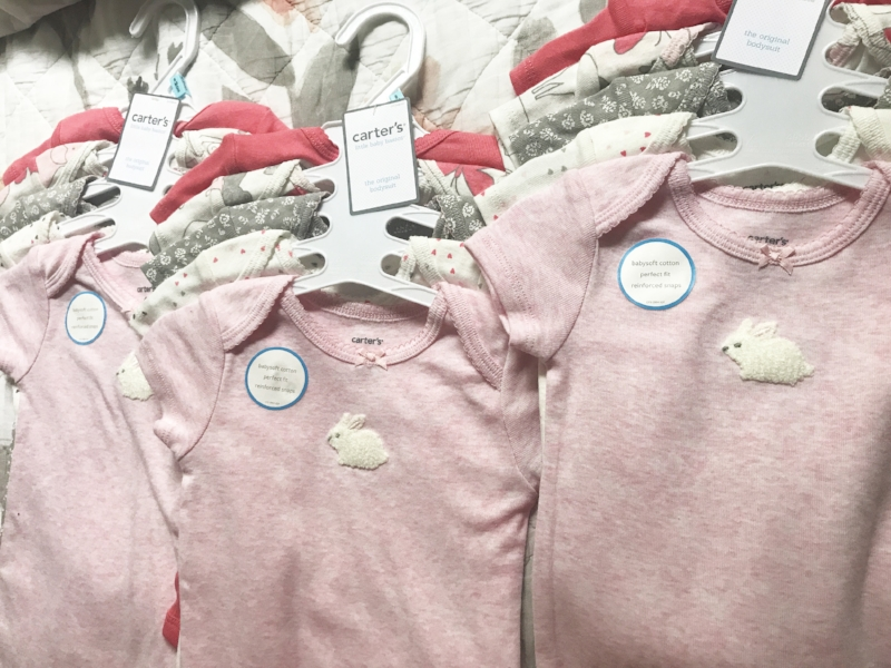 Carter's Little Baby Basics  Original Bodysuit Bundles, Yes there are three!!!