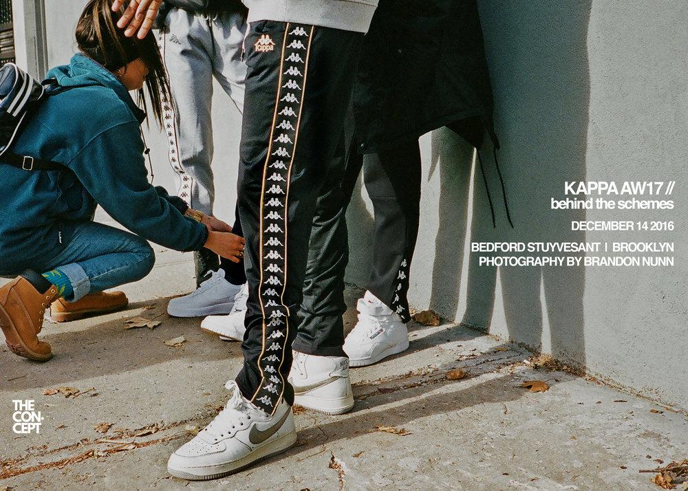 KAPPA BTS COVER
