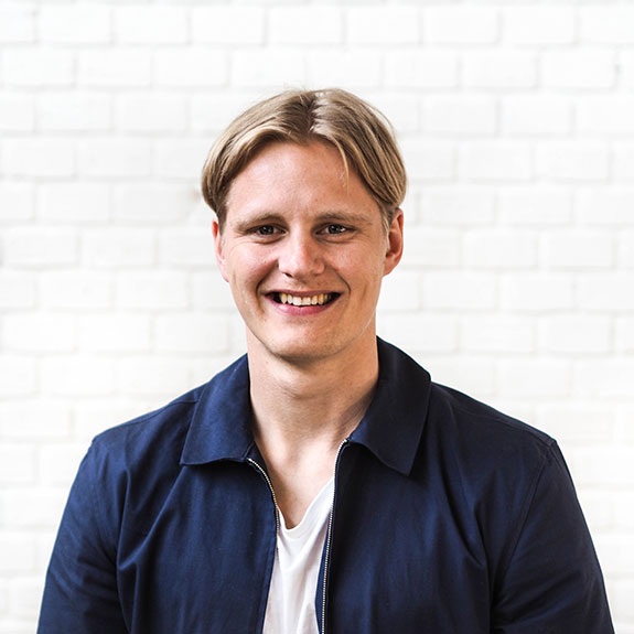 Mads Severinsen Head of Communications  Culture Works