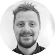 Jesper Kjeldgaard CTO/co-founder  Reklameskyen