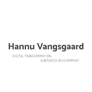 Hannu Vangsgaard  Digital transformation & business development