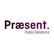Præsent Public Relations Pressehåndtering + strategi + redaktion