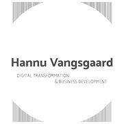 Hannu Vangsgaard  Digital transformation & business development