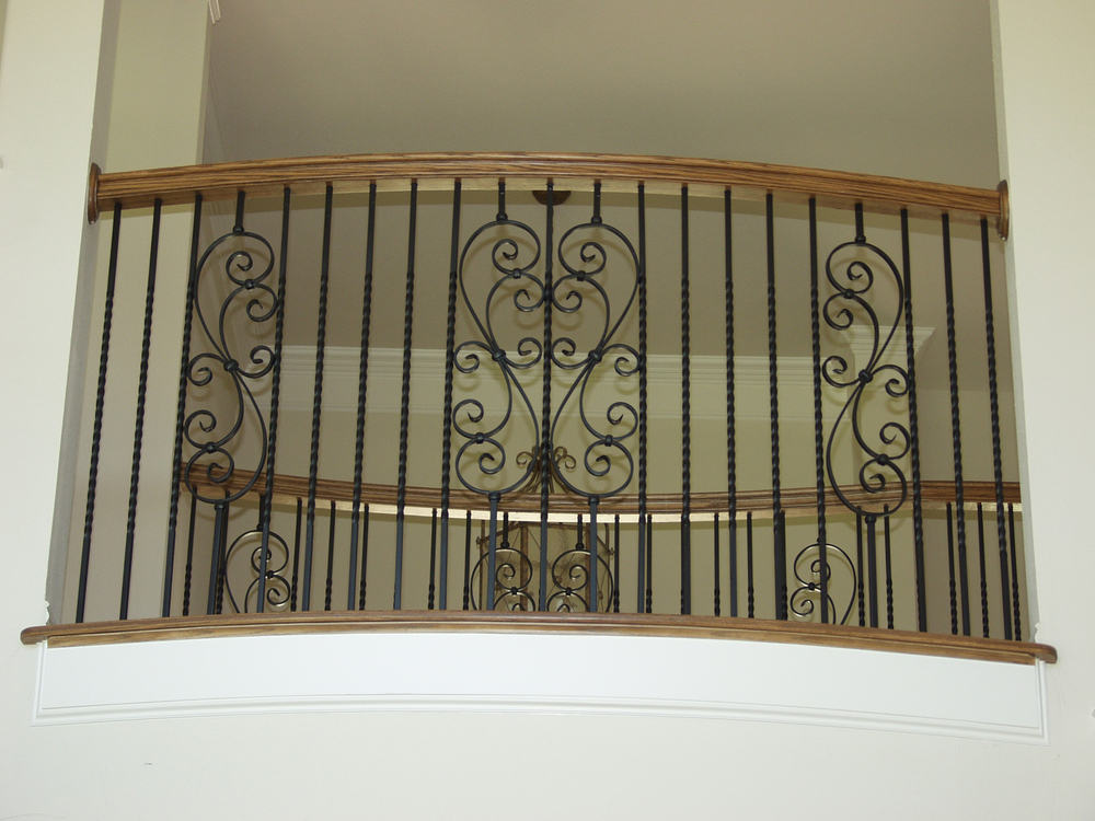 stair railing contractors near me