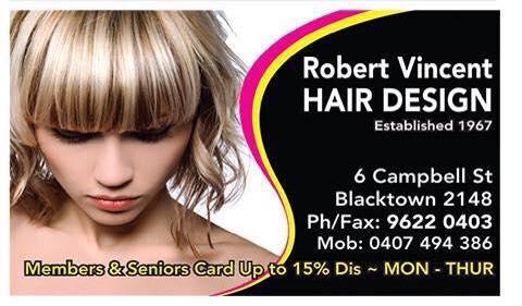 Robert Vincent Hair Design
