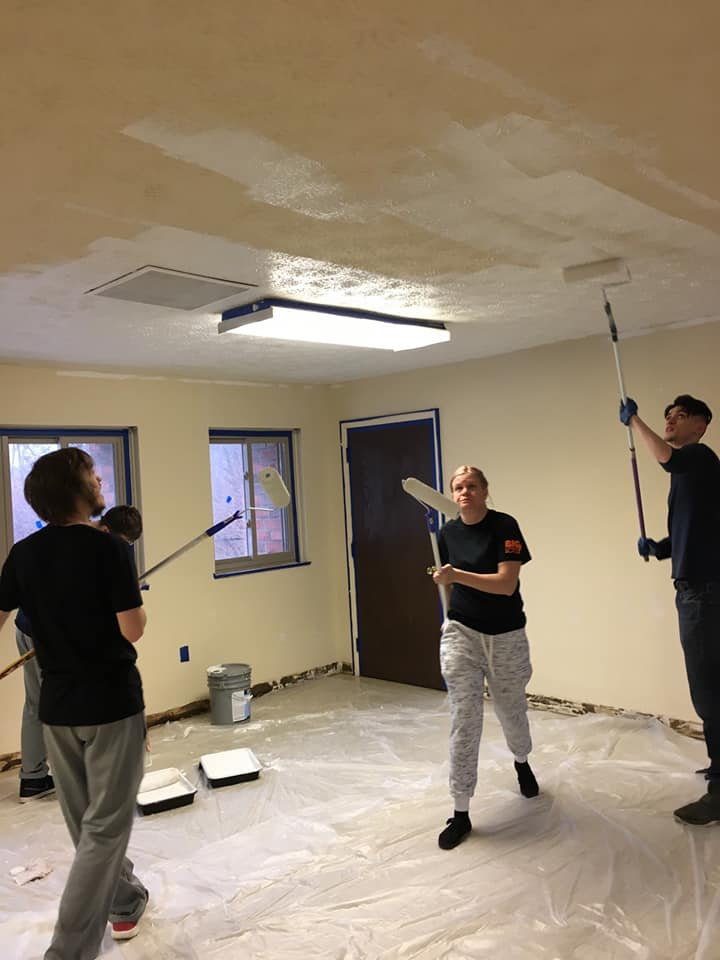 ADVISORY: Next Level Trainings leadership team to renovate transitional  housing for homeless teens through Huckleberry