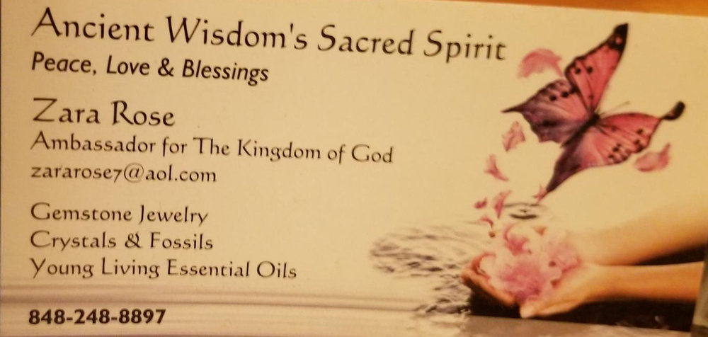 Ancient Wisdom's Sacred Spirit