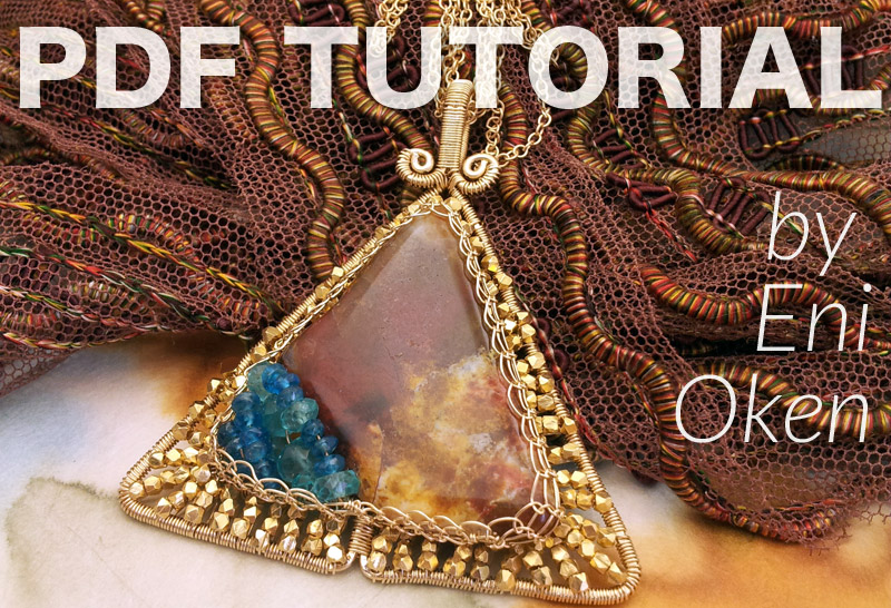 Learn how to make fabulous wire jewelry • enioken.com