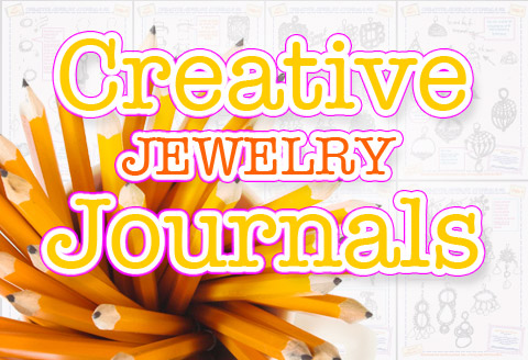 Tons of inspiration through Eni's Jewelry journals • enioken.com