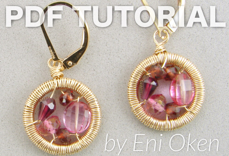 Learn to create amazing wire jewelry • enioken.com