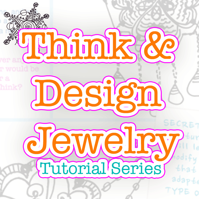 20 issues - 50% off - Get the only collection of ebooks that will teach you how to THINK before you create. 20 ebooks will teach you how to design jewelry through sketches and exercises.