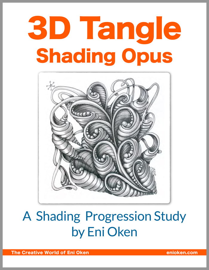 Shading 3DTangle with Eni Oken • enioken.com