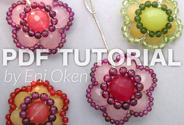 Learn to create great wire jewelry • enioken.com