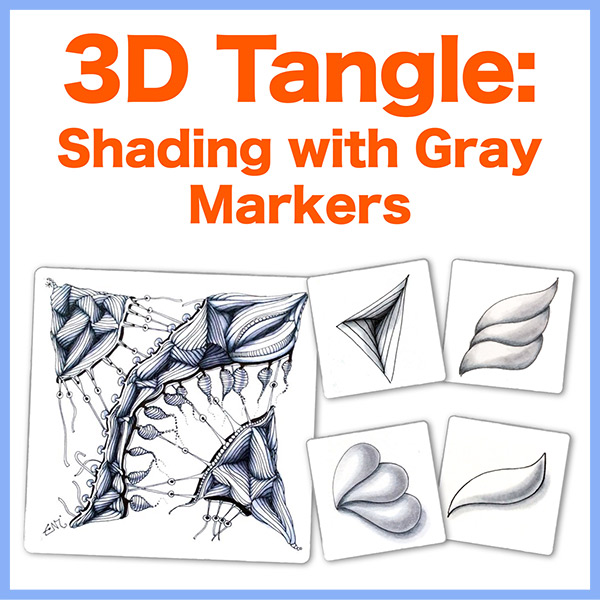 Shading with Gray Markers PDF Ebook - Learn to master the elusive gray marker shading. Once you learn how to dominate this technique, you'll never look back! Delivery via email linkLearn more or comment