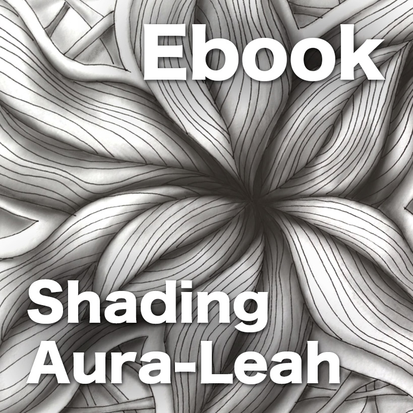 Shading Aura-Leah PDF Ebook - The instruction ebook has 22 pages and 38 Illustrations, showing THE EXACT LOCATION OF EACH SHADING STEP needed to make Aura-Leah look incredibly three-dimensional.Delivery via email linkLearn more