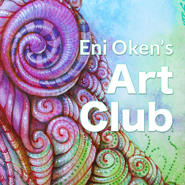 Eni Oken's Art club subscription • enioken.com