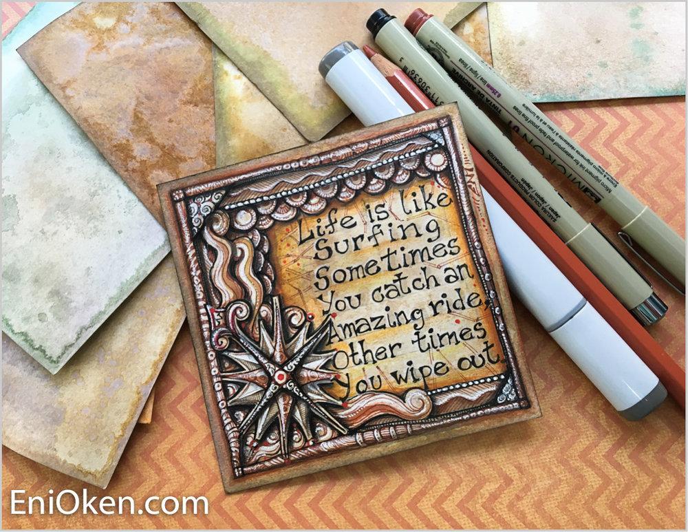One Line Art Quotes : Treasure framed quotes u enioken