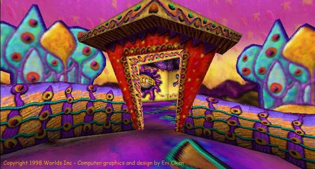 Low rez version of Fun House