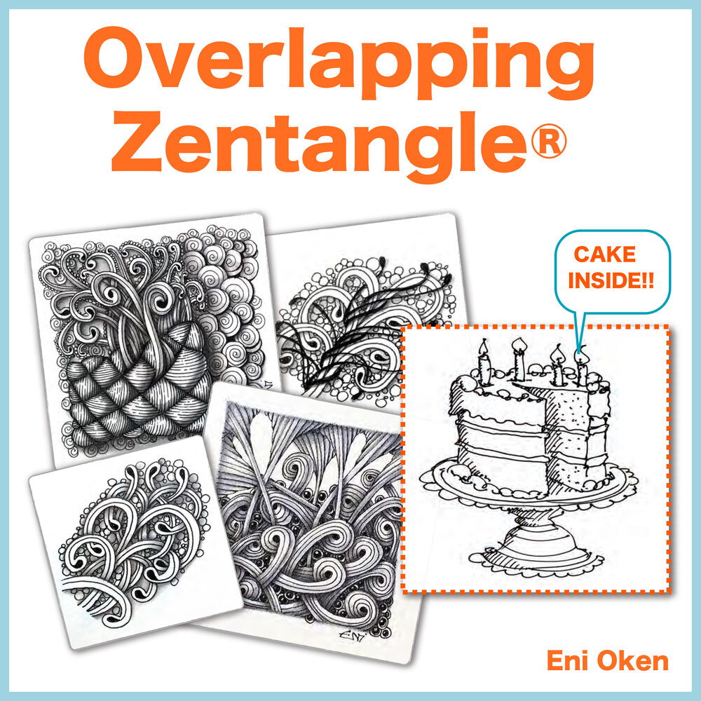 3dtangle overlapping zentangle enioken overlapping zentangle pdf ebook fandeluxe Image collections