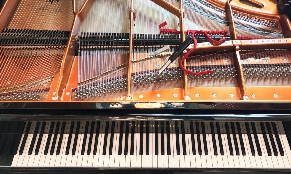 Custom Piano Service by J Elliott & Co