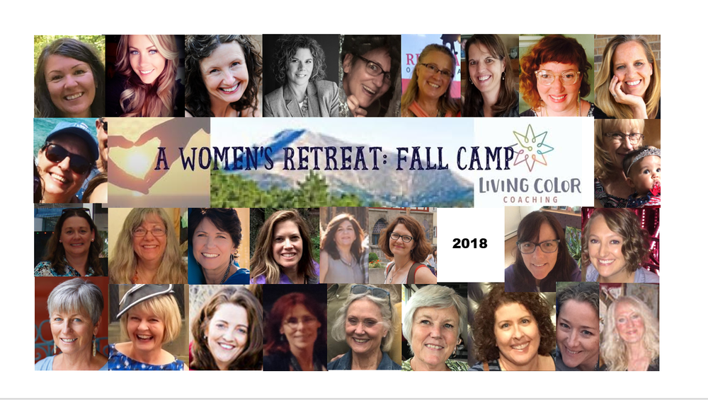 Here's what our participants from last year had to say. - What I liked best about our Fall Camp retreat: