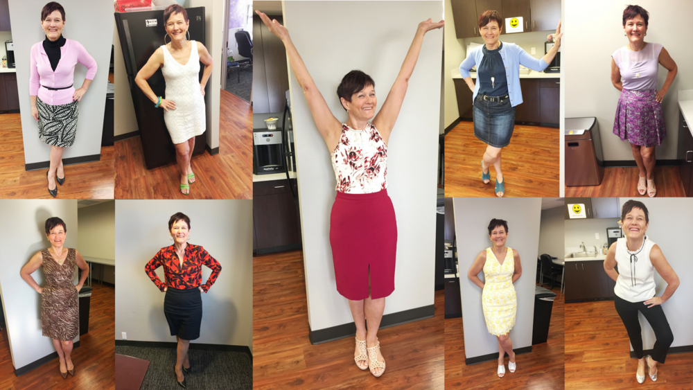 10 Different Business Casual Looks for Julie