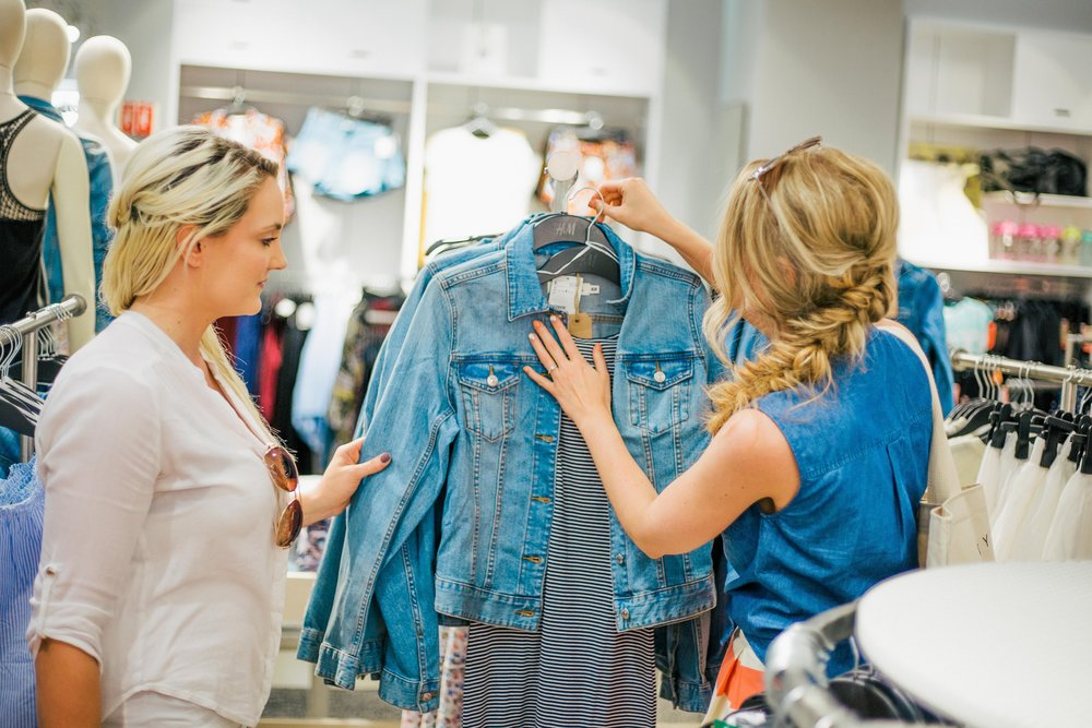 The Style Shop by Sandi Mele - When to Splurge and When to Save Money on Clothing