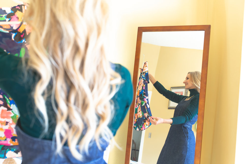 Shop Your Closet 5-Day Challenge - The Style Shop by Sandi Mele
