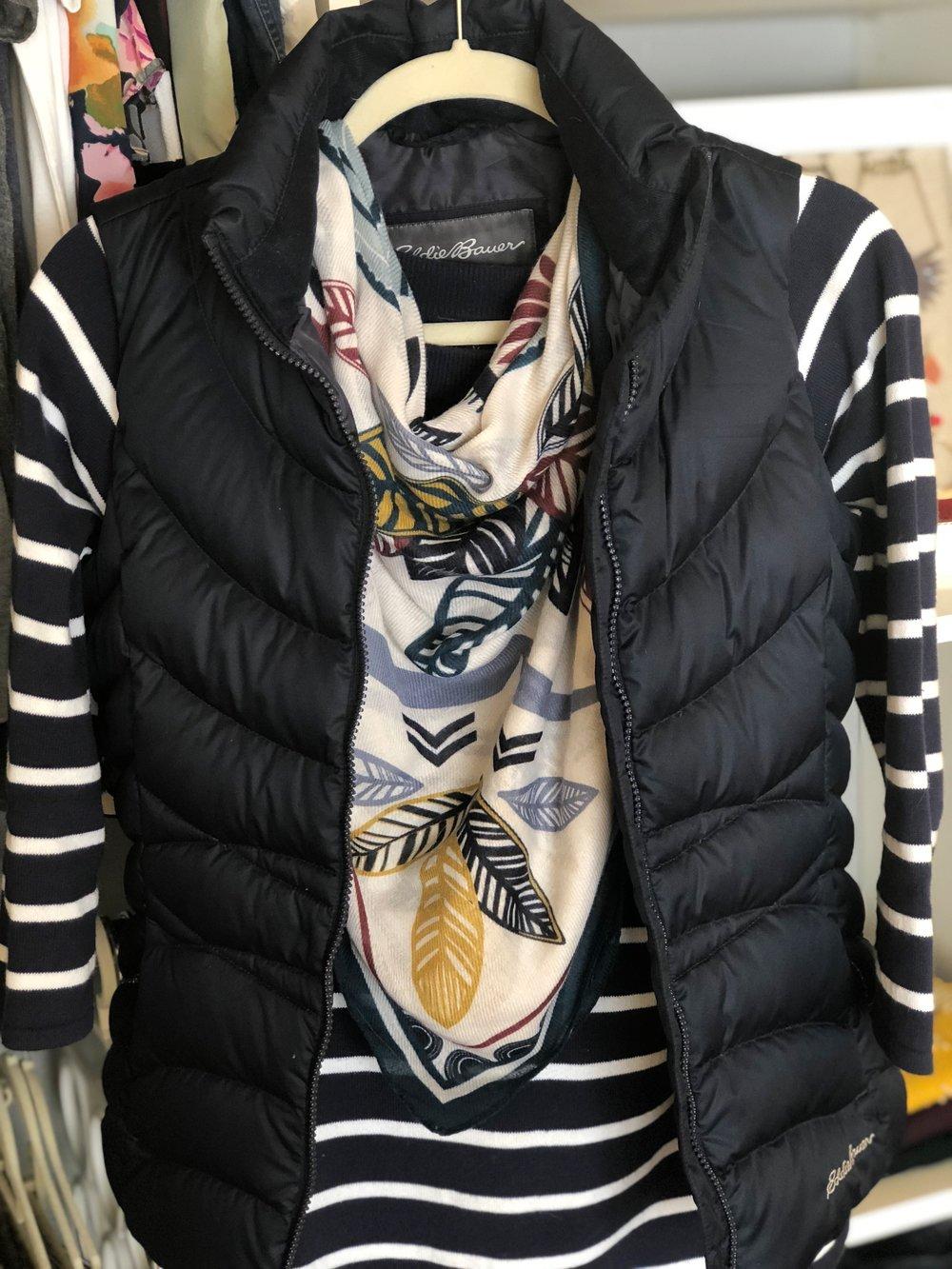 Style Shop Denver - Six Ways to Style A Vest