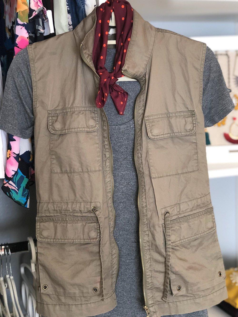 Six Ways to Style a Vest - The Style Shop by Sandi Mele