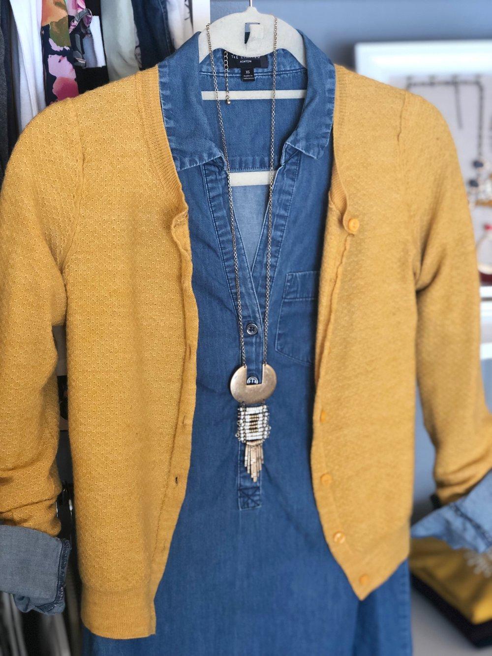 Denver Personal Stylist - Six Ways to Style a Vest