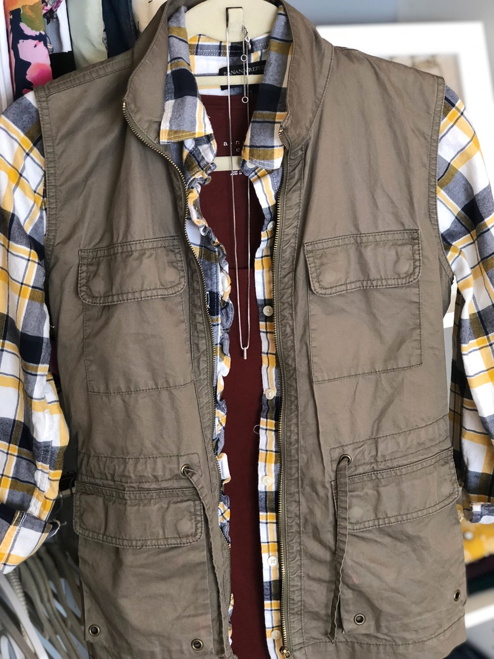 Six Ways to Style a Vest - Sandi Mele Personal Stylist