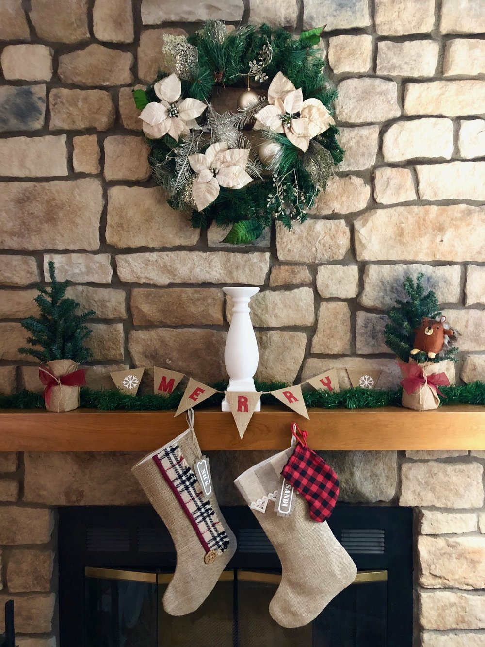 Miniature stocking announcement - Denver personal stylist