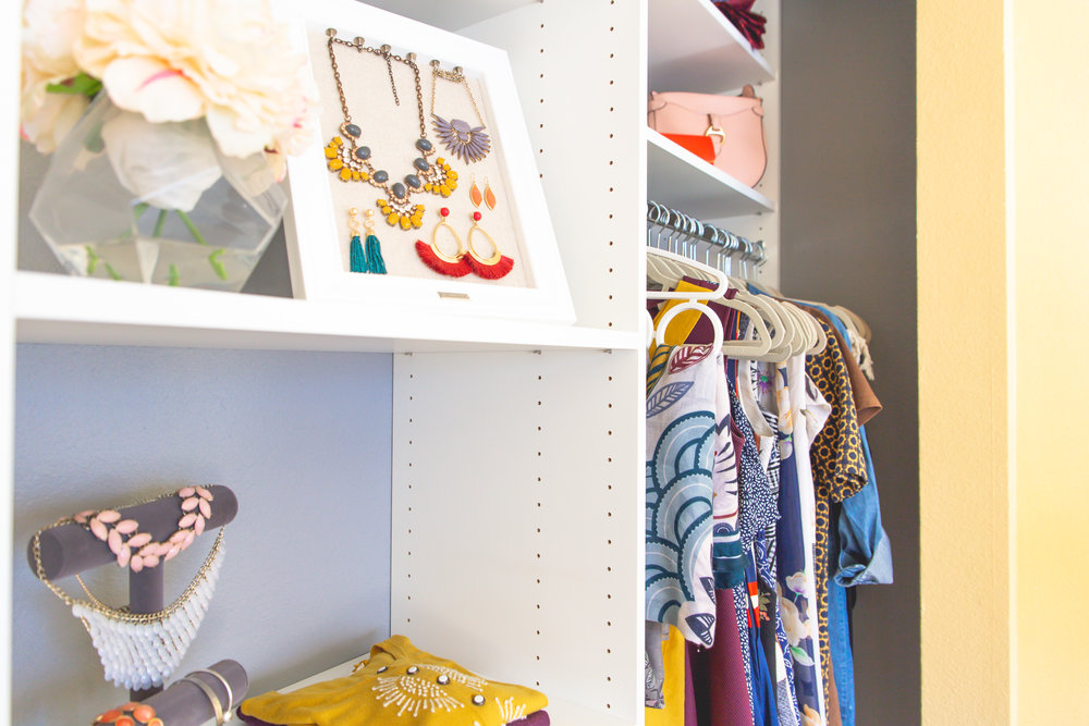 The February Shop Your Closet Challenge - The Style Shop by Sandi Mele
