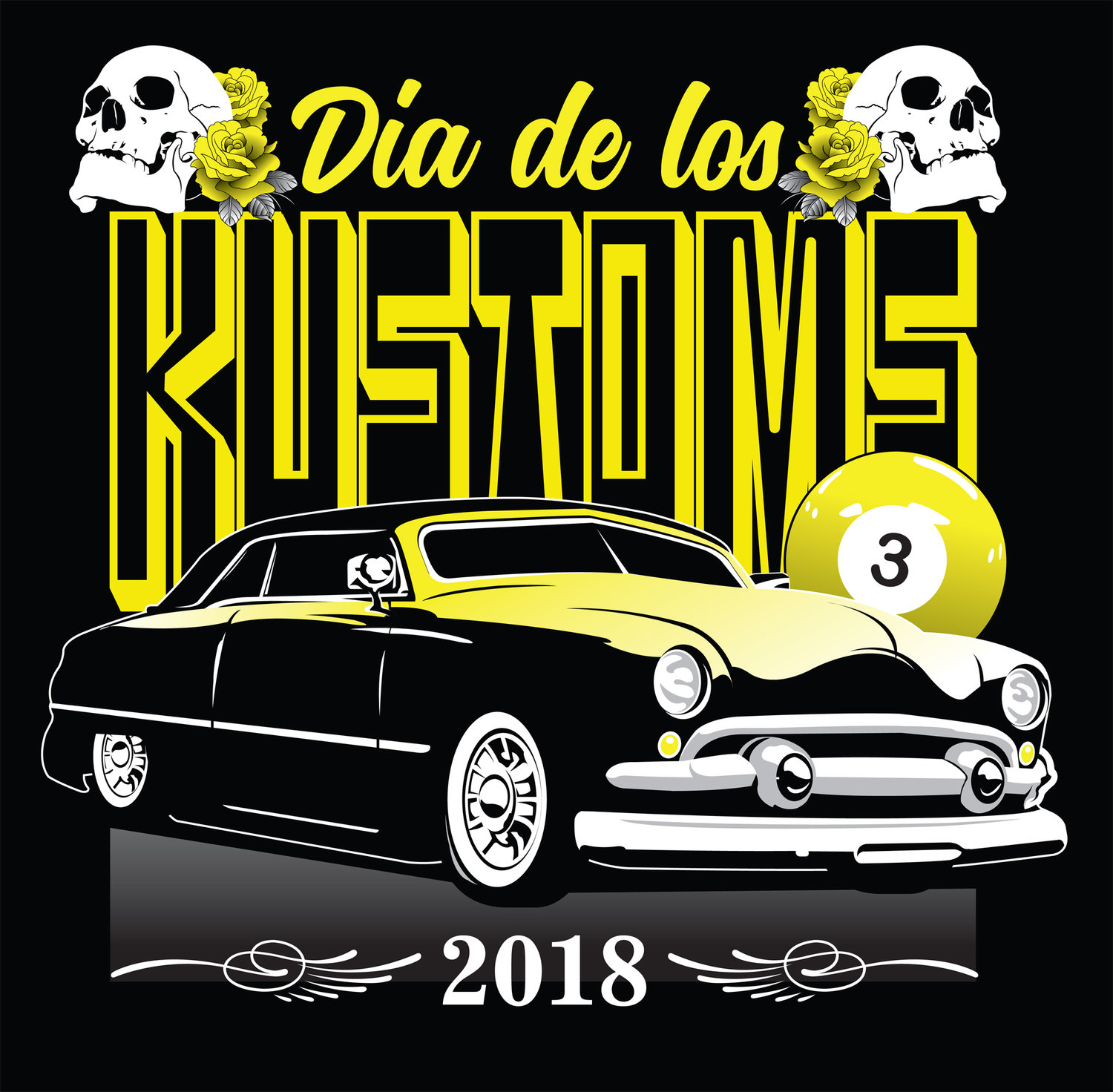 DIA DE LOS KUSTOMS