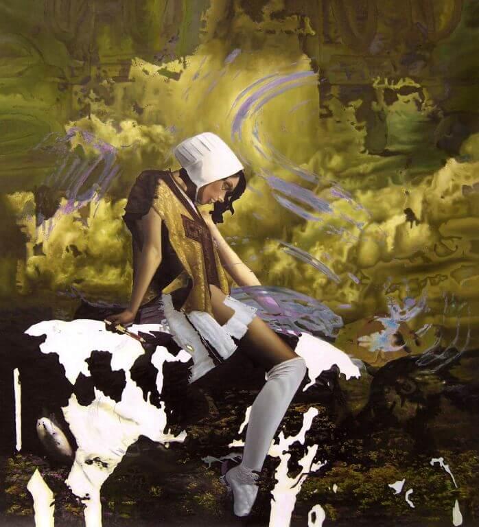 Monsanto cows
